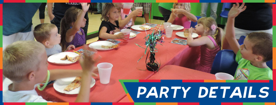 Easy and Fun Childrens Birthday Party ideas in the Lehigh Valley